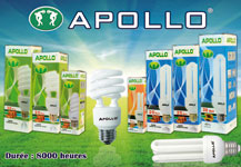 Apollo Bulbs