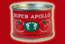 Super Apollo Tomato Paste